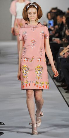 Color Theory: Blush and Bashful @OscarPRGirl