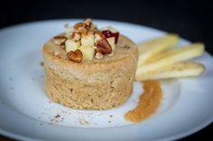 Apple Mug muffin #glutenfree #grainfree #paleo