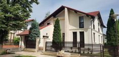 Proiect Casa Rezidentiala Arges – Profile Decorative Home Fashion, Exterior, House Design, Windows, Mansions, House Styles, Home Decor, Profile, Houses