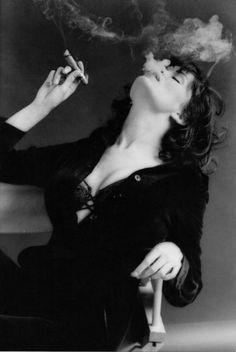 Une mature et un cigar