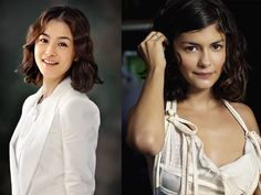 10 Asian and Hollywood celebrity look alikes