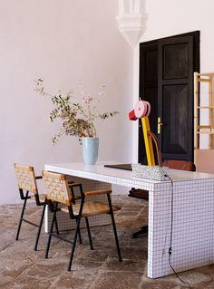 Blogger and interior stylist