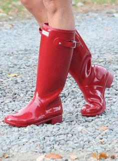 High Heel Boots, High Heels, Plastic Boots, Wellies Rain Boots, Wellington Boot, How To Make Shoes, Rain Wear, Trousers Women, Hunter Boots