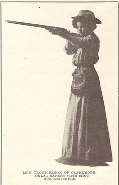 1910 Lady Hunter