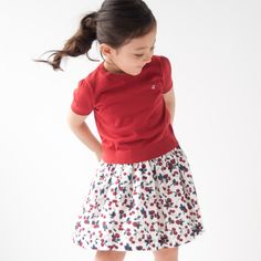 BONPOINT KNIT TOPS,SKIRT