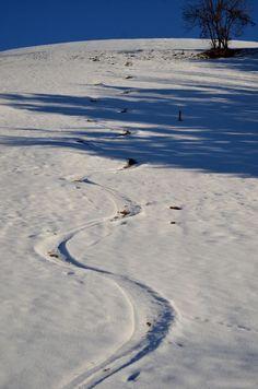 San Vigilio di marebbe, Italian Dolomites,  winter 2011.