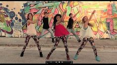 """Giselle Torres con Give me 5 - """"Hablas si puedes"""" cover en homenaje a """"Violetta"""" - YouTube"""