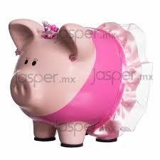Resultado de imagen para alcancias de cerditos decoradas para niña Pig Bank, Mini Pig, Cute Piggies, Pig Party, This Little Piggy, Cutest Thing Ever, Little Monkeys, Peppa Pig, Novelty Gifts