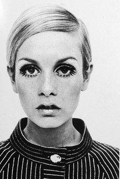 Twiggy the Mod Queen