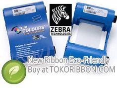 Ribbon Zebra iSeries baru lebih Eco-friendly, hanya diperuntukkan printer kartu id card Zebra P100i, P110i an P120i. Ribbon iSeries baru dapatkan harga murahnya di TOKORIBBON(dot)COM