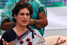 Latest News India Priyanka Gandhi said her statement and hits back on Smriti Irani statement directly on the face to face fight. Politics on Hike Right now.