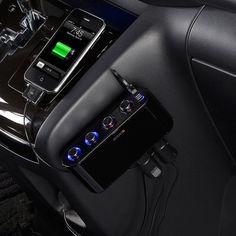 Car Electrical Socket Extender
