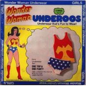 loved these...i would put my beabea's gold cuff bracelet on and then put a dole banana sticker on my forehead!  man i wanted to be wonder woman!