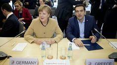 En Arxikos Politis: -Εμπρός φύγετε κε Τσίπρα.Πηγαίνετε να τυπώσετε ελλ...