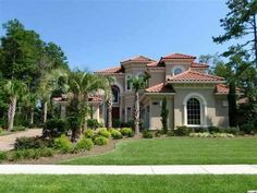 9314 Bellasera Circle, Myrtle Beach 29579. This large home is located just steps from the Member's Club on a quiet lot with a view of the 7th Fairway and green. $1,199,999 - See more at: http://www.century21broadhurst.com/site/propertydetails.php?lth=34_127521#sthash.XGlSegAh.dpuf #myrtlebeachrealestate #myrtlebeachhomesforsale