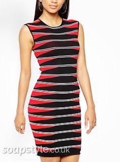 Found: Michelle Connor's Bodycon Dress in Coronation Street [✚Click photo for info]