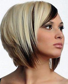 bob+haircut+-+blonde+bob+with+brown+lowlights