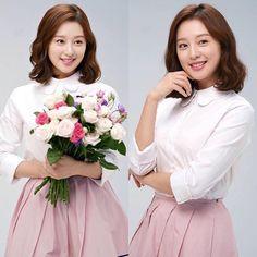 for Good Feel Kim So Eun, Kim Sejeong, Kim Ji Won, Permed Hairstyles, Modern Hairstyles, Korean Celebrities, Korean Actors, Getting A Perm, Female Character Inspiration