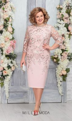 Mother Of The Bride Suits, Mother Of Bride Outfits, Mother Of Groom Dresses, Plus Dresses, Mob Dresses, Elegant Dresses, Beautiful Dresses, Brides Mom Dress, Lace Dress Styles