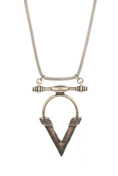 Type 3 Bar None Necklace - New Arrivals