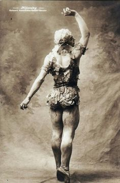 Nijinsky was a Russian ballet dancer and choreographer of Polish descent. Nijinsky was one of the most gifted male dancers in history.