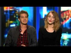 Here's the full clip: | Andrew Garfield And Emma Stone Talk About His Spidey-Package