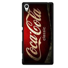 Cocacola Classic TATUM-2746 Sony Phonecase Cover For Xperia Z1, Xperia Z2…