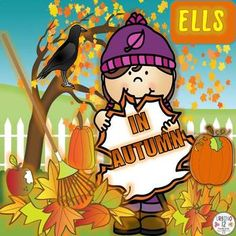 This little book for small hands puts the autumn season into perspective for beginning ELL students. Topics include:weather, seasonal activities,seasonal clothing, seasonal colors etc. No holidays. INDEX: Slide 1 Cover sheet Slide 2 Directions Slides 3-8 are