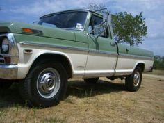 Old Ford Trucks, Ford Tractors, Diesel Trucks, Pickup Trucks, Lifted Trucks, Ford Chevrolet, Chevy, Ford Ranger Lifted, F100 Truck