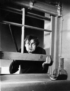 beautyandterrordance:    Dwight Frye as Fritz, in Frankenstein (1931).