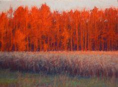 M.K. Hurley Daybreak 15 x 22¨ Pastel