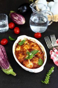 Parmigiana d'aubergines à la sicilienne (recette)