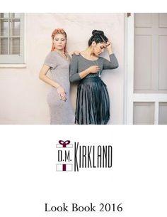 D. M. Kirkland Look Book 2016  Looks created using D. M. Kirkland jewelry from the website https://www.dmkirkland.com/
