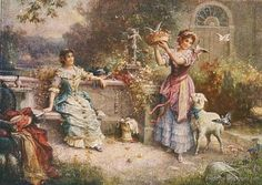 Hans Zatzka Paintings 76.jpg
