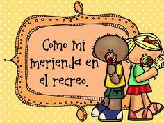 Normas de convivencia en clase: Cartelería para el aula - Imagenes Educativas Spanish Immersion, Good Manners, Lily, Classroom, Cards, Preschool Ideas, Ideas Para, Happy, Interesting Stuff