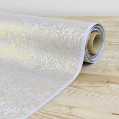 The Fabric Store Luxe Gold Metallic Jacquard