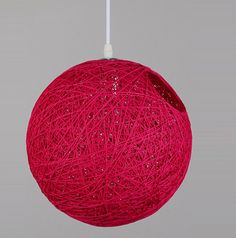 Shop for 16 Round Wicker Rattan Woven Ceiling Pendant Lampshade Light Shades Rose Red on Balloonsale. Ceiling Pendant, Pendant Lights, Rattan, Wicker, Lampshades, Light Shades, Red Roses, Christmas Bulbs, Colorful