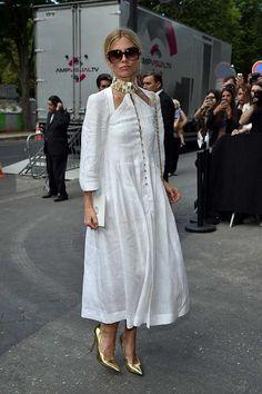 #Laurabailey brilliant Chanel dress. Paris