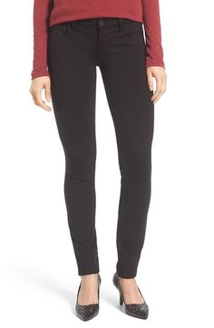 KUT from the Kloth 'Diana' Ponte Knit Five Pocket Skinny Pants (Online Only) available at #Nordstrom