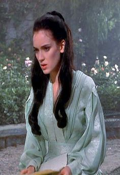 Bram Stoker's Dracula (1992) by Coppola - #CostumeDesign: Eiko Ishioka - Mina (Winona Ryder)