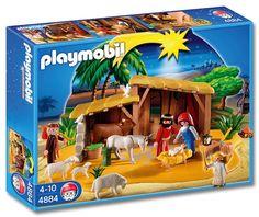 PLAYMOBIL® 4884 - Grosse Krippe mit Stall - Playmobil & Spielewelten - Weltbild.ch