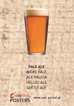 PALE ALE ALE PÁLIDA HELLES ALE SVĚTLÝ ALE Shot Glass, Ale, Tableware, Shopping, Foods, Dinnerware, Ale Beer, Tablewares, Dishes