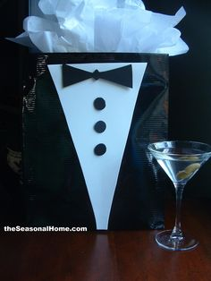 GIFTING DAD, a GRAD, SPECIAL BIRTHDAY, Bride/Groom or New Parents, etc. « The Seasonal Home