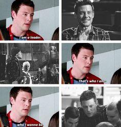 Glee. Finn Hudson