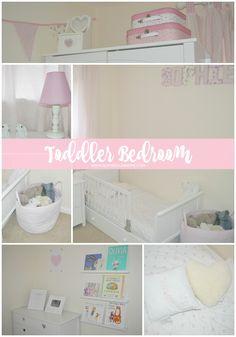 A Tour Of Sophie's Toddler Bedroom | Sophie Ella and Me