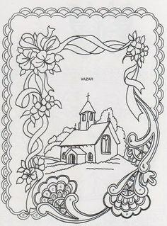 .l'église voir carte faite, le tour est différent                              …