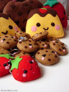 "more sweet treats....so adorable!.....i need to bake some (errrr, ""make"" some) myself!..."