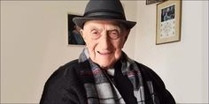 Gratitude - Yisrael Kristal is 112 years old and views his life as a miracle.