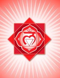 Colorful image and general information about the root chakra, includes a meditation to help you deepen your roots and balance your energies.