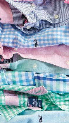 Vineyards Vines men's pastel classic button-down shirts. Spring is coming. Preppy Boys, Preppy Casual, Preppy Outfits, Preppy Style, Summer Outfits, Preppy Clothes, My Style, Preppy Wardrobe, Preppy Southern